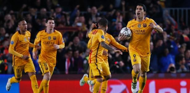 Artilheiro do Barcelona, Suárez quase foi parar no Arsenal em 2013