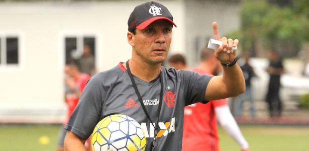 O interino Zé Ricardo está mais próximo de ser confirmado como técnico do Flamengo