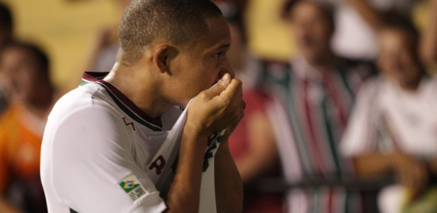 Wellington Silva é uma das armas do Flu para vencer time do Equador