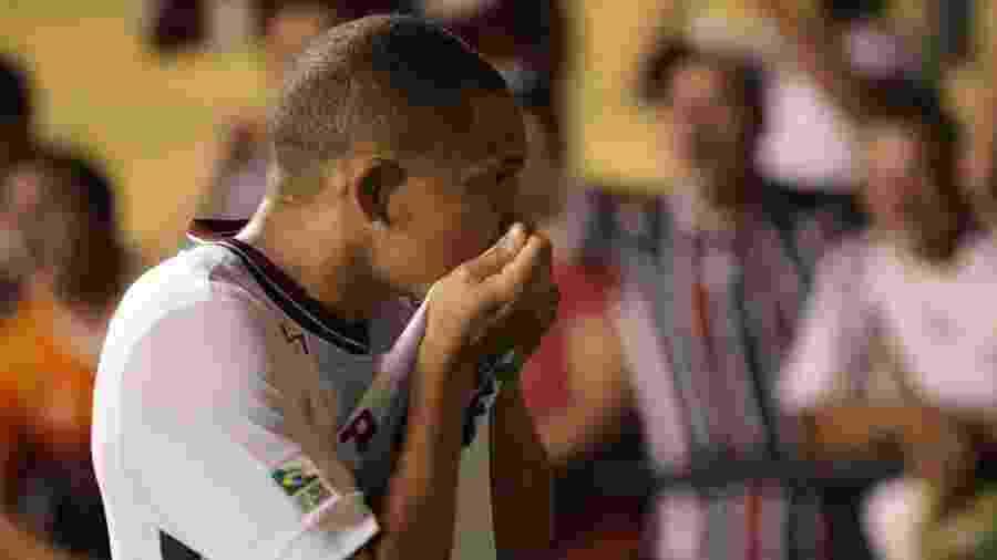 Wellington Silva fará a sua terceira passagem pelo Flu após negócio fechado nesta janela - Guilherme Hahn/AGIF