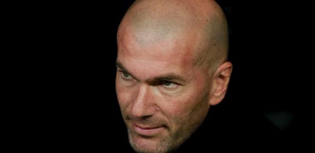 """""""O Real é muito grande. Não vou dizer mais nada"""", disse Zidane em resposta ao zagueiro"""