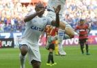 Corinthians procura Cruzeiro por Sassá, mas negociação não avança - © Washington Alves/Light Press/Cruzeiro