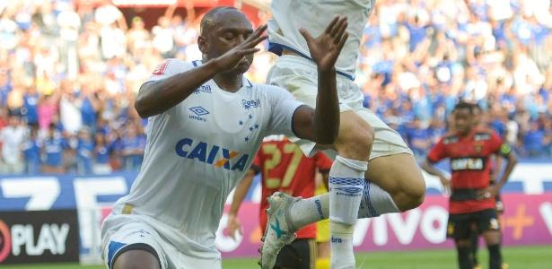 Sassá não atua desde setembro e está em fase final de recuperação - © Washington Alves/Light Press/Cruzeiro