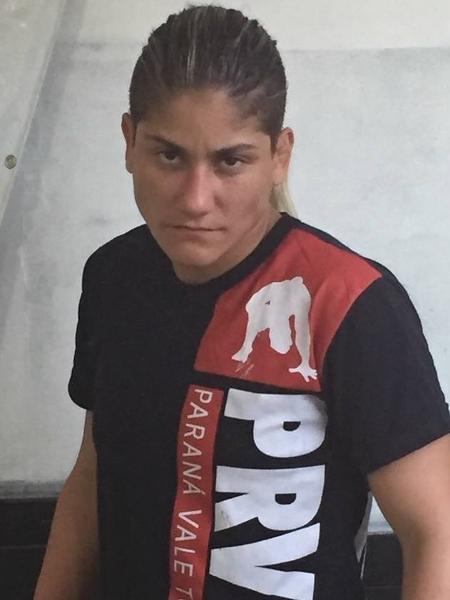 Priscila Cachoeira fará sua estreia no UFC em Belém, em fevereiro - Reprodução/Facebook