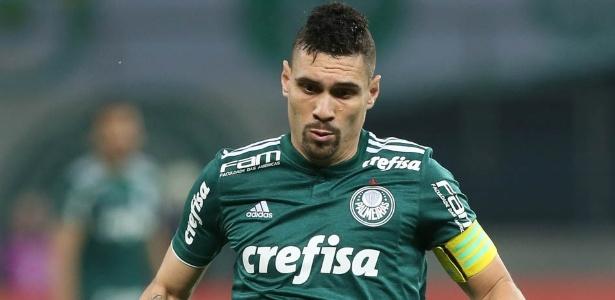 Camisa 10 do Verdão entra na vaga de Lucas Lima, que está suspenso - Divulgação/Palmeiras