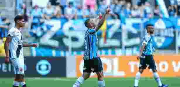 Torcida compareceu em bom número - Lucas Uebel/Grêmio FBPA
