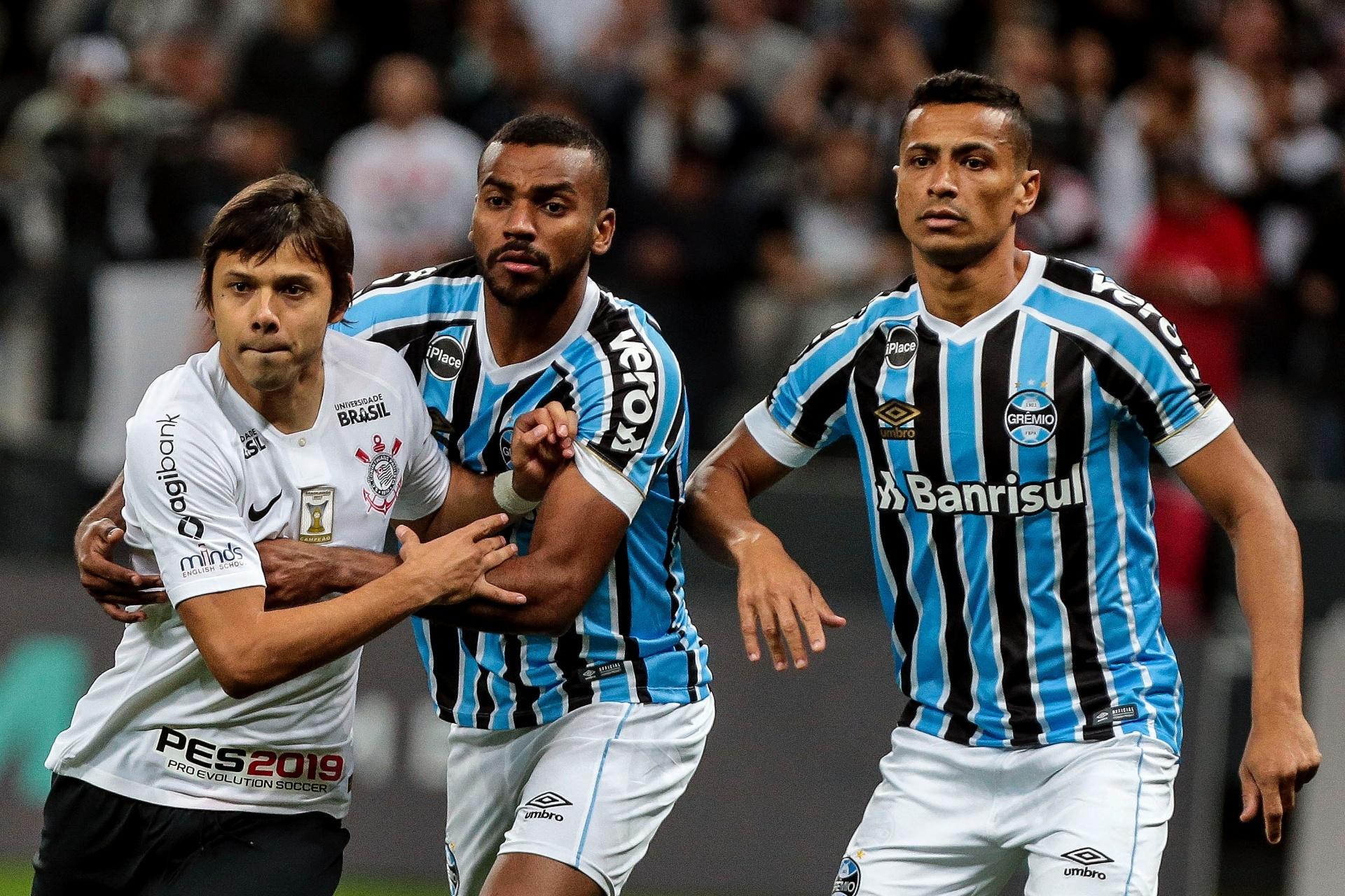 Corinthians pega Grêmio para evitar seu pior returno desde o rebaixamento -  02 12 2018 - UOL Esporte 171e24cd48340