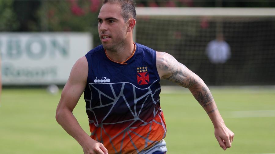 Bruno César tem apresentado crescimento ao longo dos jogos após estrear na temporada - Carlos Gregório Jr/Vasco.com.br