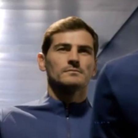 Casillas anunciou a aposentadoria do futebol aos 39 anos - Reprodução
