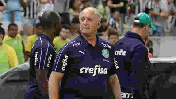 Felipão - Pedro Chaves/AGIF - Pedro Chaves/AGIF