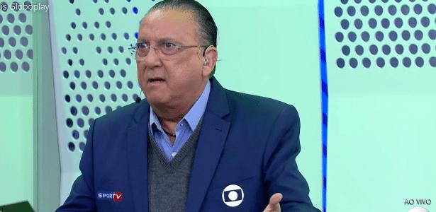 'Peço desculpas'   Web vê 'patada' de Galvão na repórter Nadja Mauad