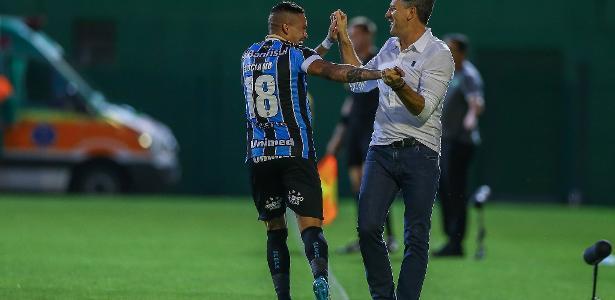último reforço | Grêmio vive melhor fase e vê ataque melhor com Luciano
