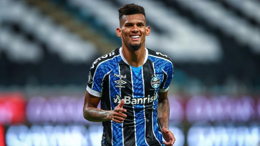 Rodrigues, zagueiro do Grêmio, é alvo de clube da Dinamarca - Lucas Uebel/Grêmio FBPA