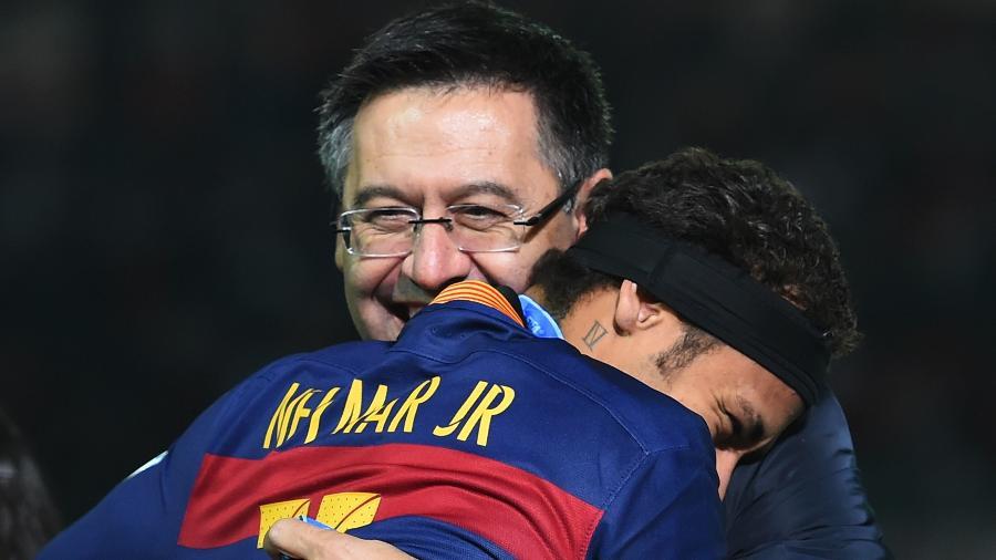 Barcelona coleciona polêmicas nos últimos anos; episódios passam por Neymar e Josep Maria Bartomeu - Shaun Botterill - FIFA/FIFA via Getty Images