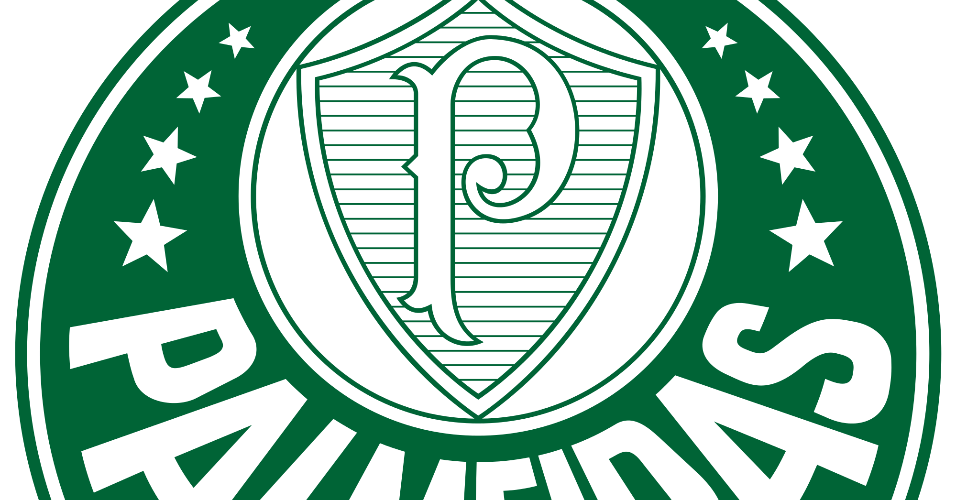 Logo distintivo escudo Palmeiras