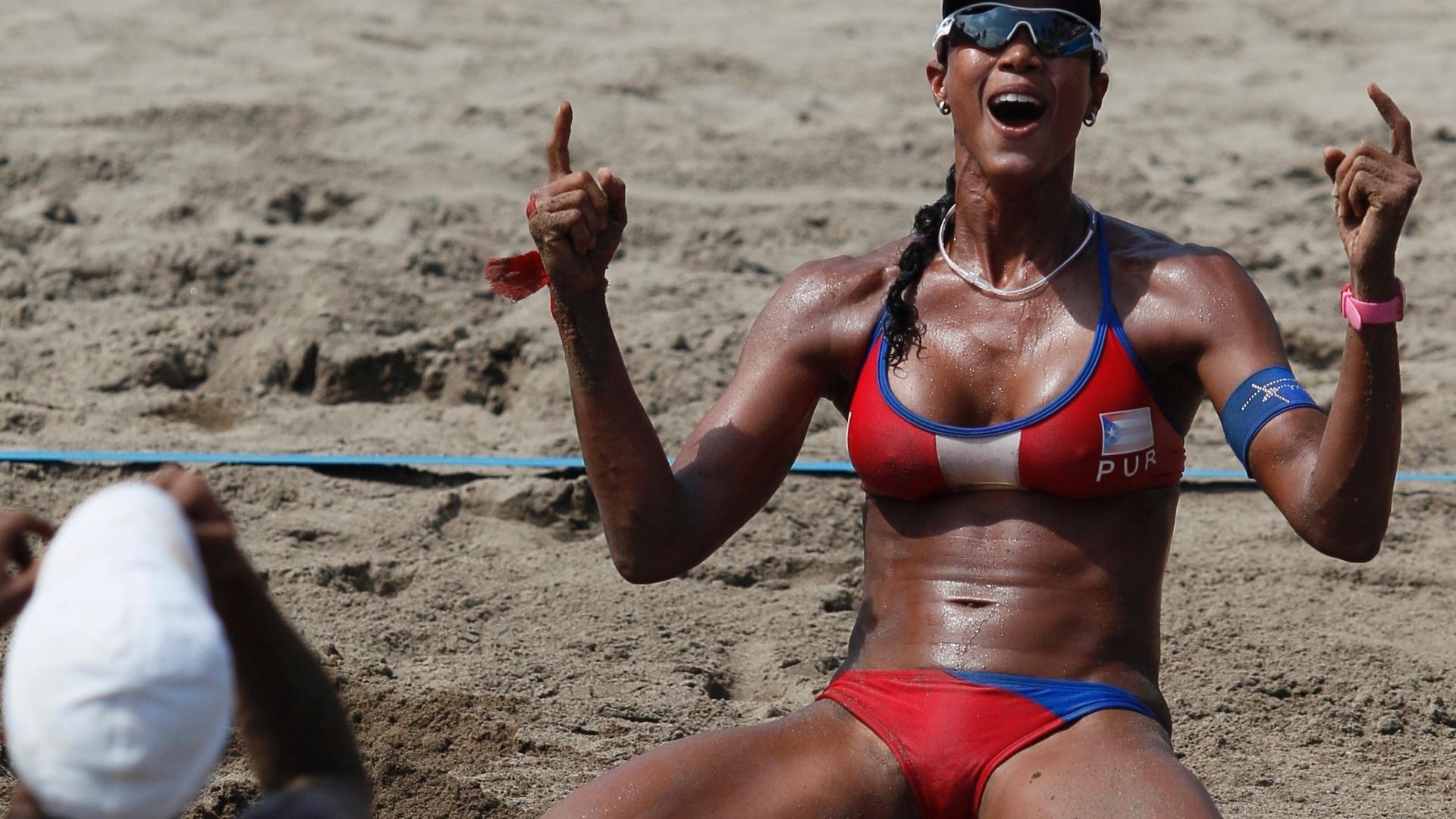 Em 2011, atletas valorizam ainda mais os decotes