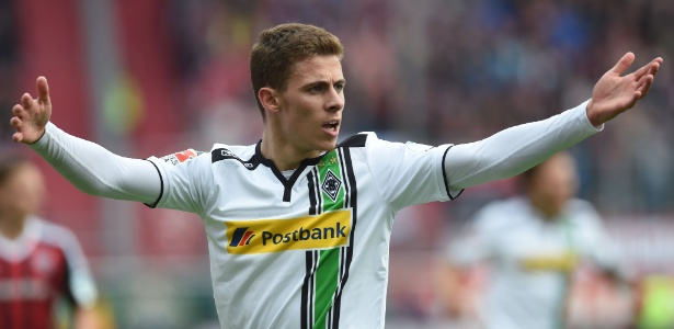 Thorgan Hazard atravessa bom momento na Alemanha e interessa ao Chelsea