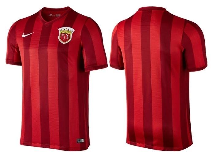 Shanghai SIPG, time do futebol chinês