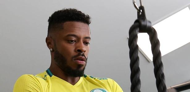 Michel Bastos receberá a chance de estreia no Palmeiras