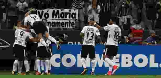 Corinthians avançou na Sul-Americana mesmo sem alguns titulares - Paulo Whitaker/Reuters