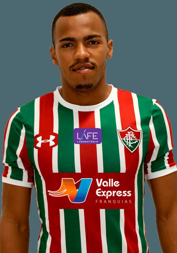 Marlon Freitas, volante do Fluminense