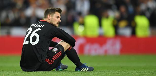 Sven Ulreich lamenta eliminação do Bayern após empate com o Real