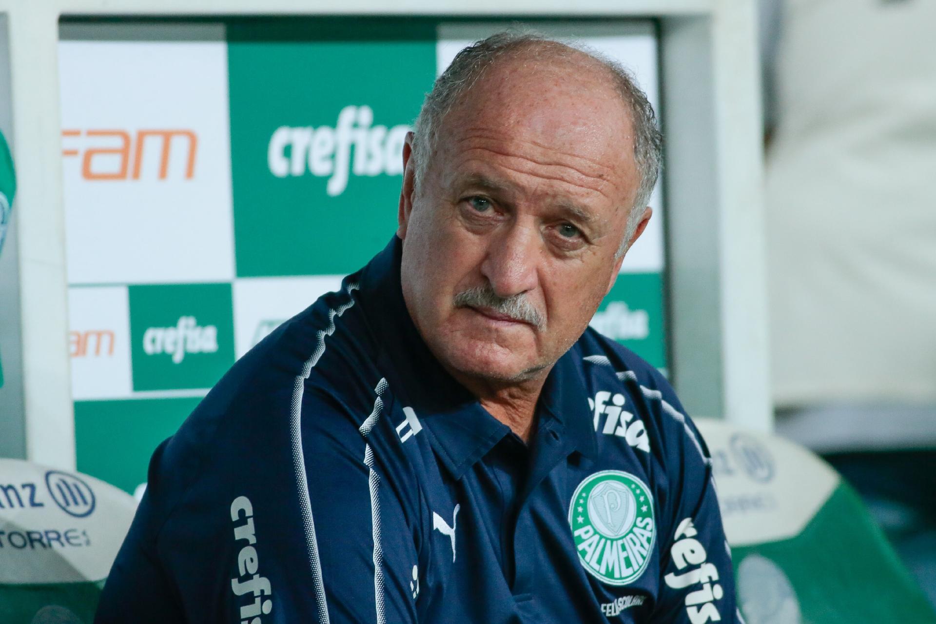 3e8883d3eeacc Palmeiras  Felipão diz que Deyverson recusou proposta da China para ficar  no Verdão