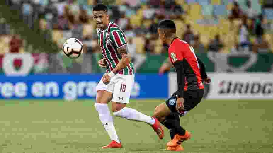 Fluminense para em goleiro chileno e não sai do empate sem gols na ... 4753aabaa0139