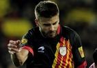 Piqué começa nova era pela Catalunha após deixar a seleção espanhola - AFP PHOTO/ JOSEP LAGO