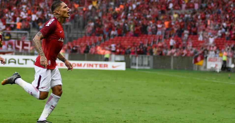 Paolo Guerrero Internacional gol