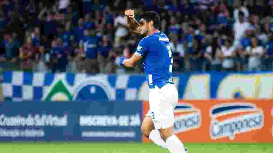 Zagueiro Léo volta de lesão e fará sua primeira partida com o técnico Abel Braga - Bruno Haddad/Cruzeiro