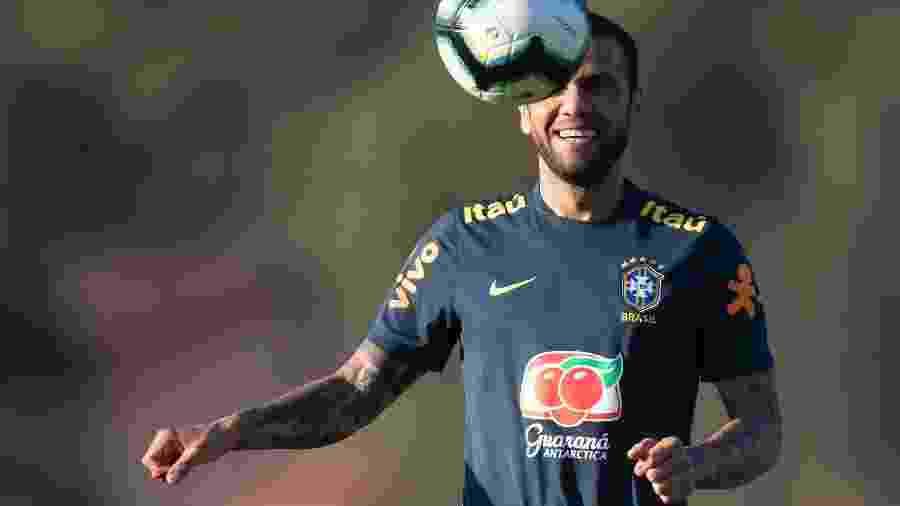 Para apresentador, reforço do São Paulo tem que atuar como segundo volante - Lucas Figueiredo/CBF