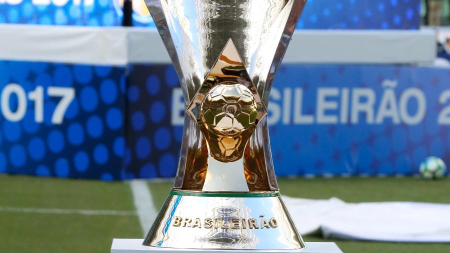 Troféu do Campeonato Brasileiro - Alexandre Schneider/Getty Images