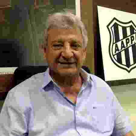 Sérgio Carnielli, ex-presidente da Ponte Preta - PontePress/DJotaCarvalho - PontePress/DJotaCarvalho