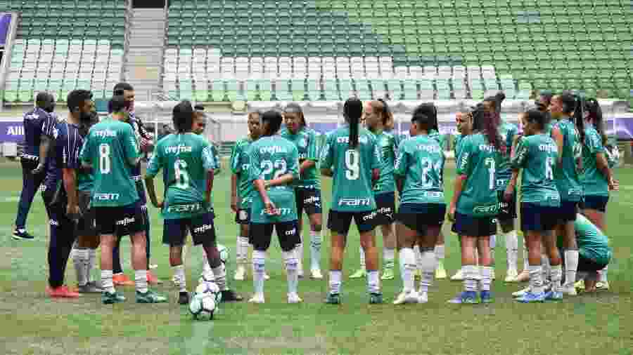 Priscila Pedroso/S.E.P Palmeiras