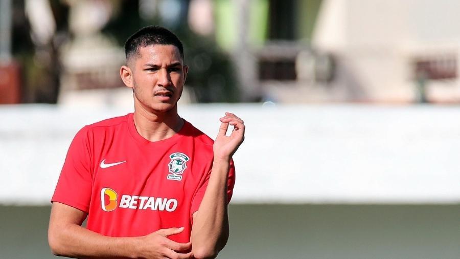 Faiq Bolkiah, do Marítimo, é o jogador de futebol mais rico do mundo - Efe