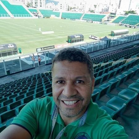 Paulo Cesar Ferrain: narrador pede desculpas por fala racista em transmissão de futebol feminino - Reprodução/Instagram
