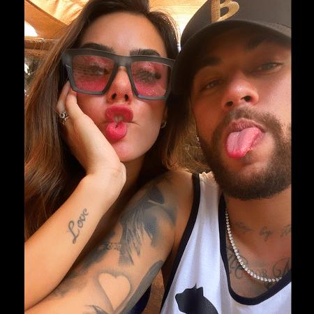Neymar Jr e Bruna Biancardi curtem viagem com amigos na Espanha - Instagram