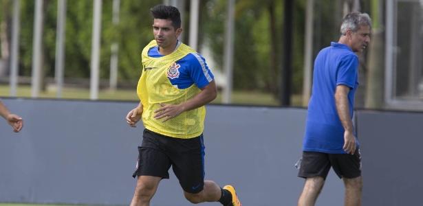 Provável titular, Guilherme (foto) treino sem restrições; Rildo também foi novidade
