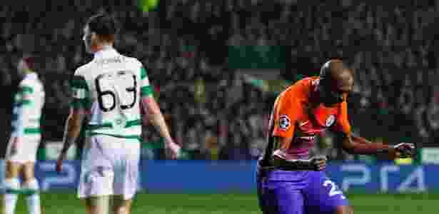 Fernandinho, do Manchester City - Reuters / Lee Smith - Reuters / Lee Smith