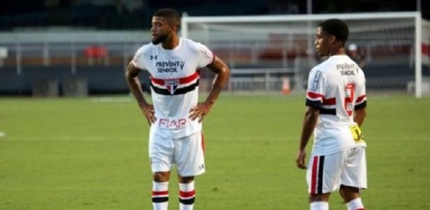 Júnior Tavares deve ser promovido no São Paulo em 2017