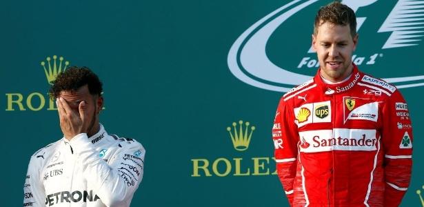Resultado de imagem para Vettel vence na Australia