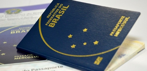 Desde as 22h da terça-feira (27), a emissão de passaportes está suspensa pela PF