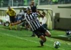 """F. Santos discorda de crítica da torcida do Atlético-MG: """"sem vergonha não"""" - Bruno Cantini/Atlético-MG"""