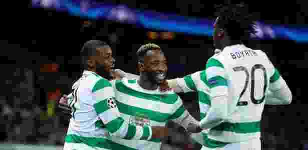 Gol do Celtic - REUTERS/Christian Hartmann - REUTERS/Christian Hartmann