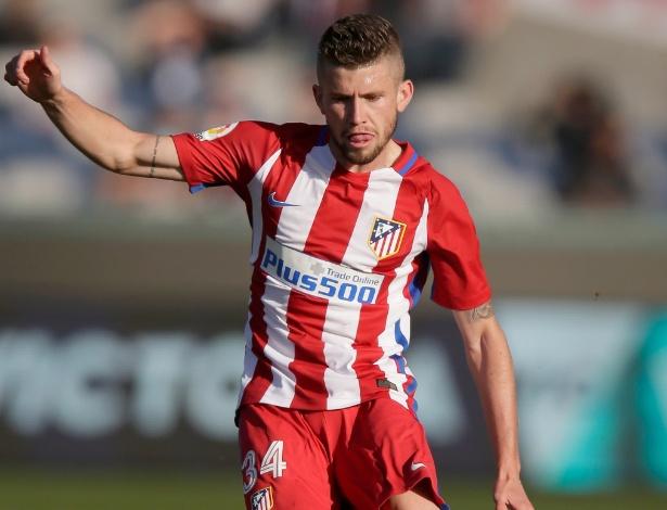 Caio Henrique, do Atlético de Madri - Darrian Traynor/Getty Images