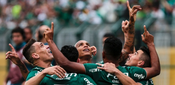 f1d890c8a10 Palmeiras divide premiação por vitórias com mais de 600 funcionários ...