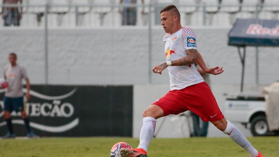 Jobson, volante do Red Bull Brasil, tem oferta do Santos e está na mira do Atlético-MG - Marcello Zambrana/AGIF