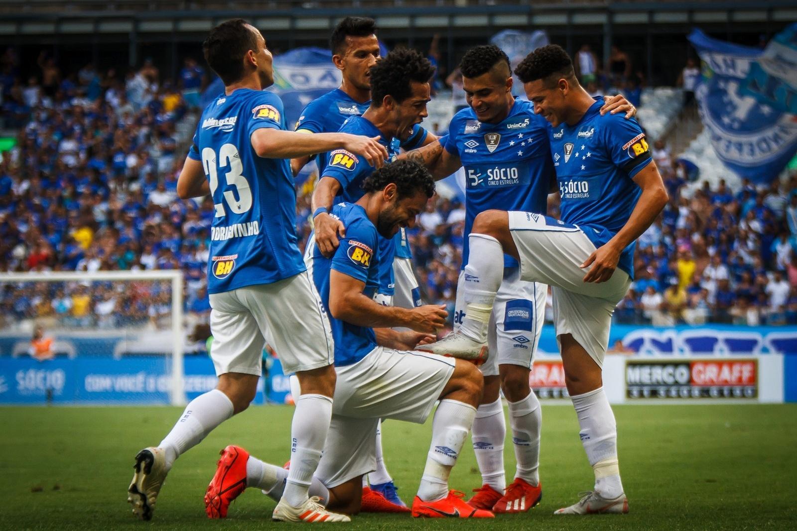 cb2d40ff00 Cruzeiro usa jogo do Mineiro como simulado antes de estrear na Libertadores  - 24 02 2019 - UOL Esporte
