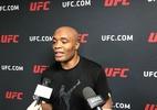 Anderson Silva pede luta com McGregor a Dana White